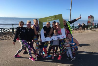 Hove parkrun was awesome