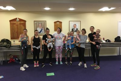 Mums who work out